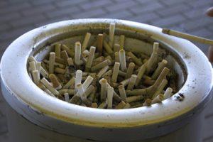 タバコ灰皿画像