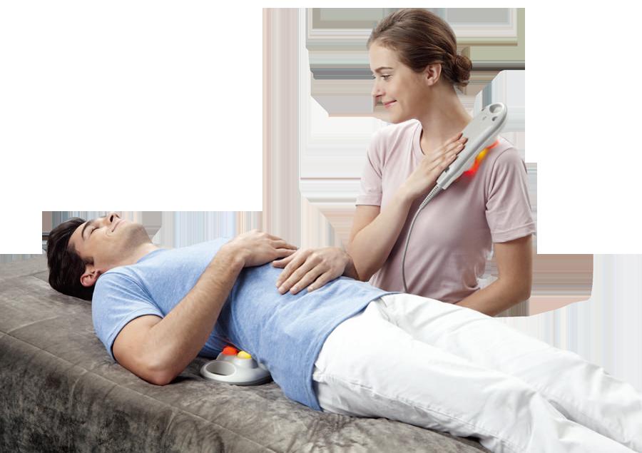 温熱式指圧代用器P590 肩凝り、頭痛、不眠解消